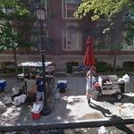 Hotdog vendor carts (StreetView)