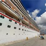 Carnival cruise ship (StreetView)