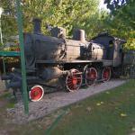 Locomotiva FS 625 (StreetView)