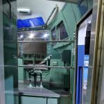 Inside a Japanese bullet train (StreetView)