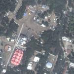 Sziget Music Festival 2013 (Google Maps)