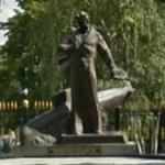 Memorial to those who perished in the Kursk disaster (StreetView)