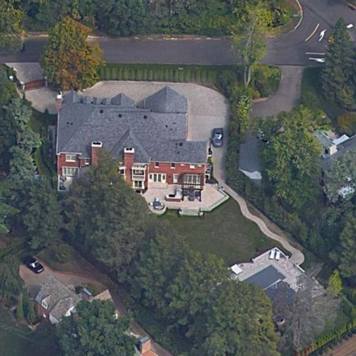 Pittsburgh Mansions: Sidney Crosby's House In Edgeworth, PA (Google Maps) (#2