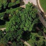 La fontaine Médicis du jardin du Luxembourg (Google Maps)