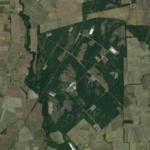 Tank depot Lenta - Italian Army (Google Maps)