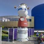 Soyuz Spacecraft (StreetView)
