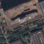 Kuznetsov out of water Arkangelsk (Google Maps)