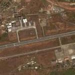 Goa - Dabolim Airport (GOI/VAGO) (Google Maps)