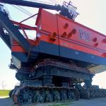 Big Brutus - Second largest electric shovel in the world (StreetView)