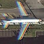 Airbus A319 (Frontier Airlines) (Google Maps)