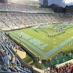 UNC Football Game (StreetView)