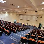 Lecture hall at the University of Melbourne