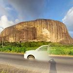 Zuma Rock (StreetView)