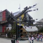 The Heron Tree of the Isle of Nantes (StreetView)