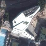 Innovation Tower by Zaha Hadid (Google Maps)