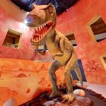 Dinosaur (StreetView)