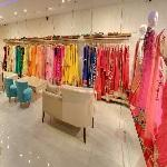 Colorful Saris (StreetView)