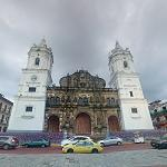 Cathedral at Old Panama (StreetView)