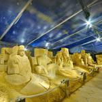 Sand sculptures (StreetView)