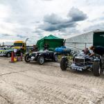 Car show at 'Wings & Wheels 2014'