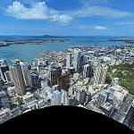 Aerial view of Auckland (StreetView)