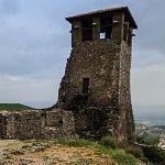 Krujë Castle tower
