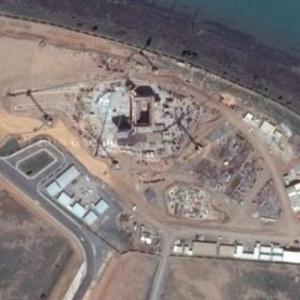Grand Théatre de Rabat by Zaha Hadid (under construction) (Google Maps)