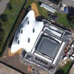 2000 Serpentine Gallery Pavilion by Zaha Hadid (Google Maps)