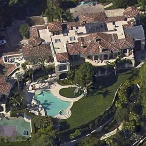 Eddie Murphy's House (Google Maps)
