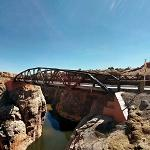 Chevelon Canyon Bridge (StreetView)