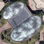 Elephant House Zoo Copenhagen by Foster + Partners (Google Maps)