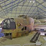 Handley Page Halifax wreckage