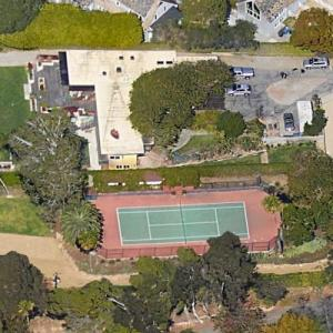 Robin Thicke's House (Google Maps)