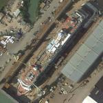 Mein Schiff 4 (Google Maps)