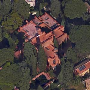 Embassy of Germany in Vatican, Rome (Google Maps)