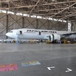 Boeing 777-246(ER) JA707J ( Contrail c/s ) (StreetView)