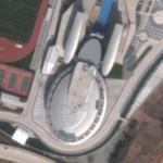 Star Trek Enterprise shaped office building
