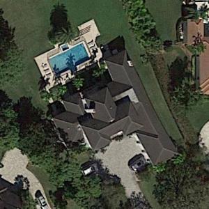 Serena Williams' House (former) (Google Maps)