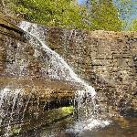 Dixon Springs Waterfalls (StreetView)