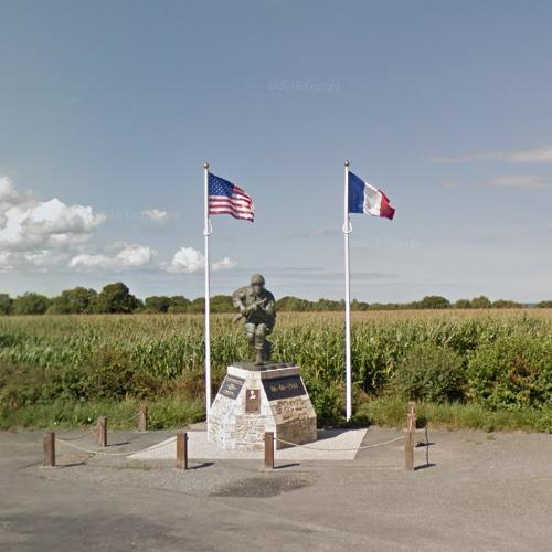 Major Richard Winters - Easy Company 101st Airborne (StreetView)