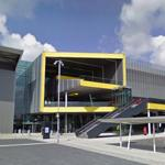 ExCeL Phase II | Entrance of ExCeL Exhibition Centre (StreetView)