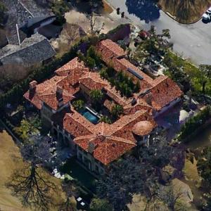 Jeff Dillard's House (Google Maps)