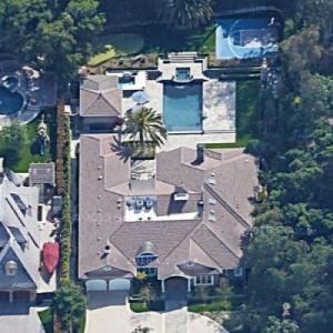 Bob Baffert's House (Google Maps)