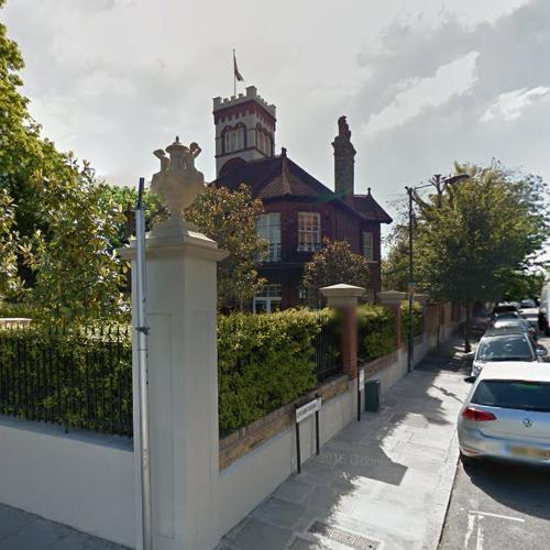 Holly Willoughby S House In London United Kingdom Google