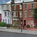 Kathy Burke's House (StreetView)