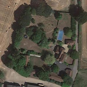 Maggie Smith's House (Google Maps)