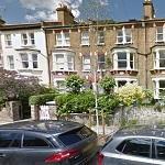 Damian Lewis' House (StreetView)