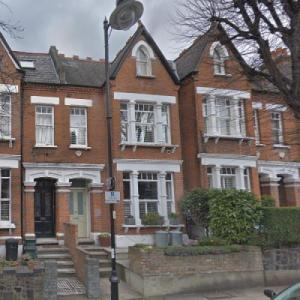 Clive Owen's House (StreetView)