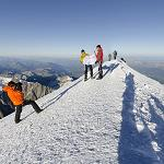 Summit of Mont Blanc (StreetView)