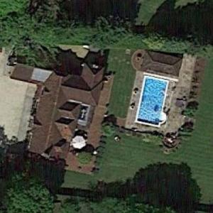 Vernon Kay and Tess Daly's House (Former) (Google Maps)